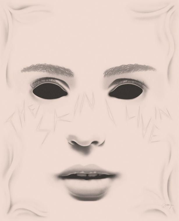 Jesse Auersalo Little White Lies cover