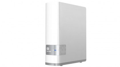 WD My Cloud Personal NAS drive