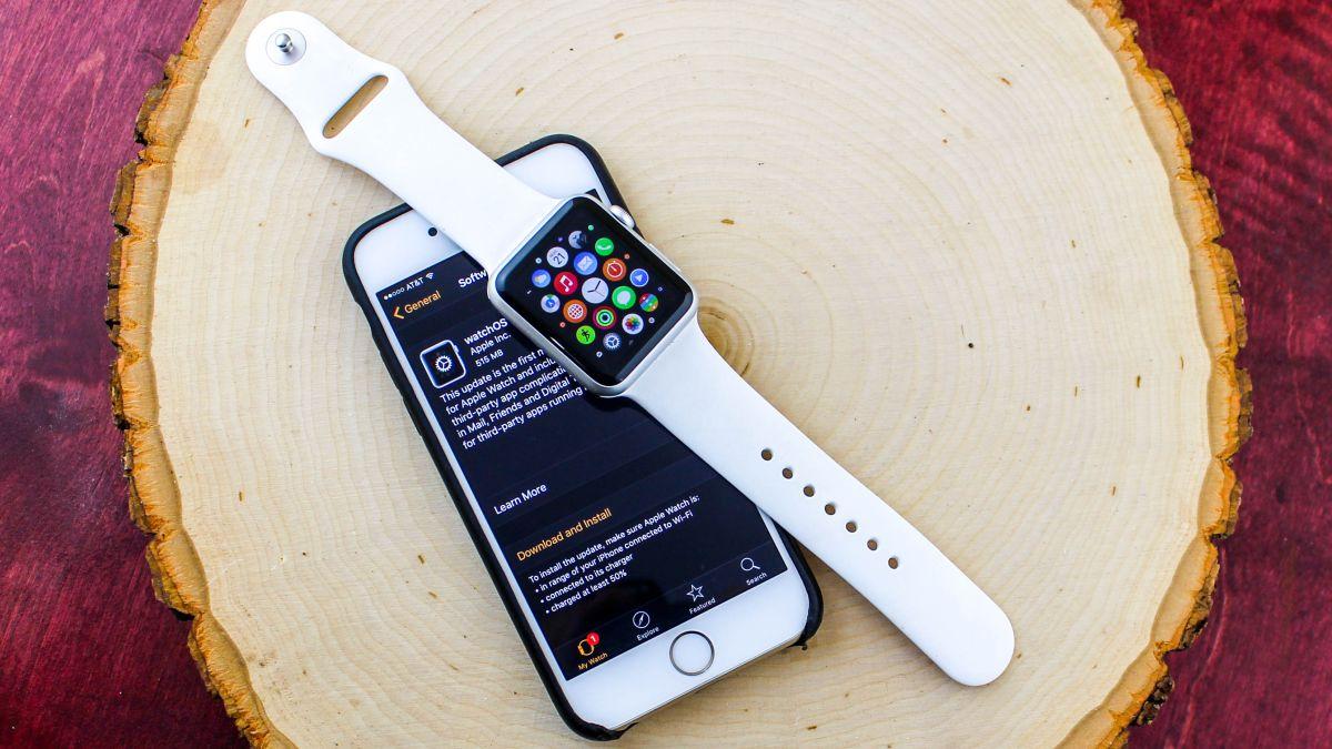 How to set up Apple Watch   TechRadar  Iphone Watch Phone