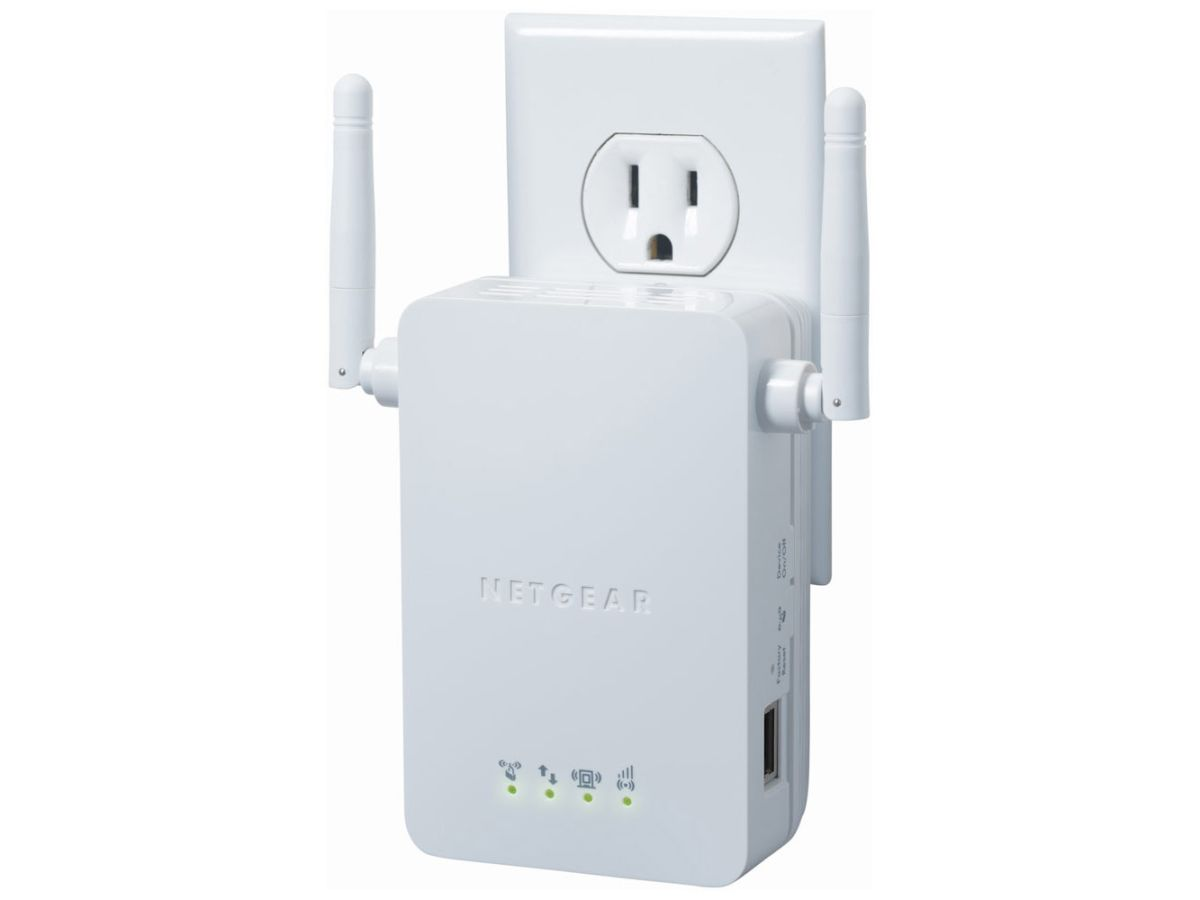Netgear Wn3000rp Universal Wi Fi Range Extender Review