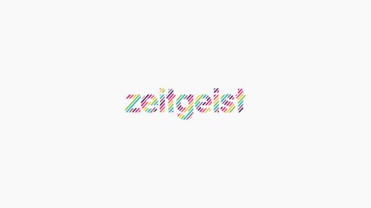 Logotype: Zeitgeist