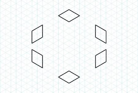 Draw Grid 3D Blend