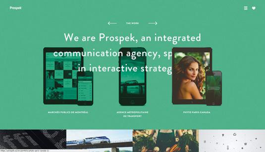 HTML examples: Prospek