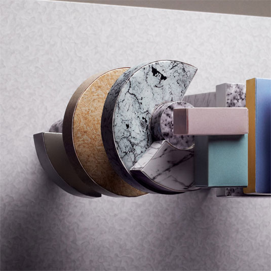 marble paper craft