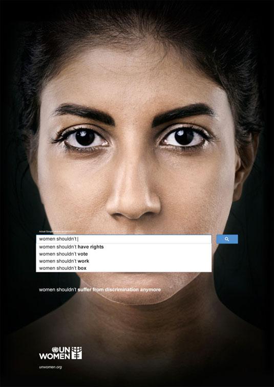 UN Women ads