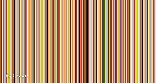 Top brands: Paul Smith stripes