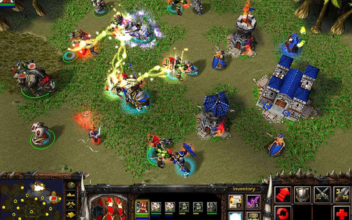 WarCraft 3 : The Frozen Throne Demo
