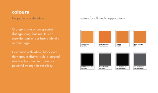 easyGroup style guide