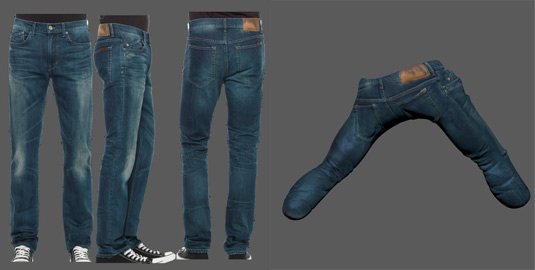 Hulkenstein pants