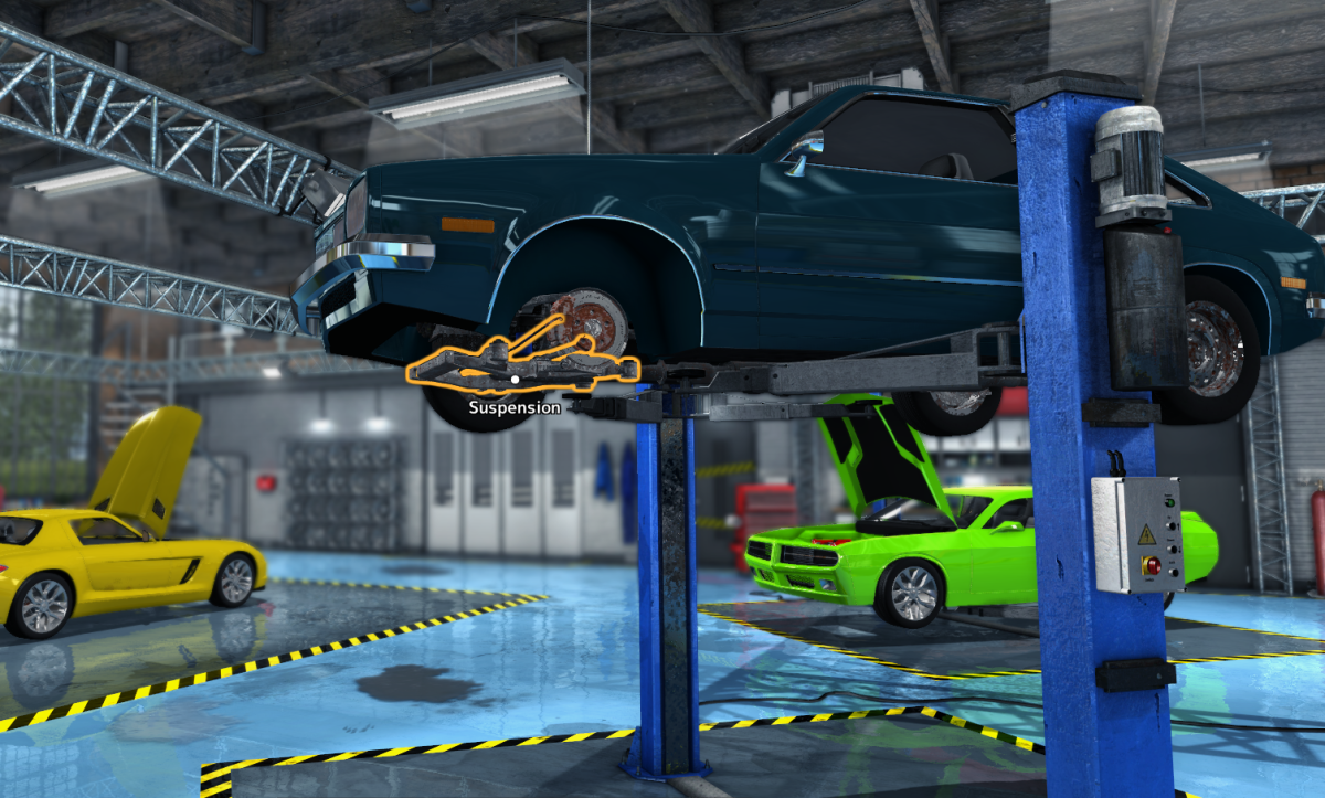 How to make car mechanic simulator 2015 the best sim ever for Car paint simulator