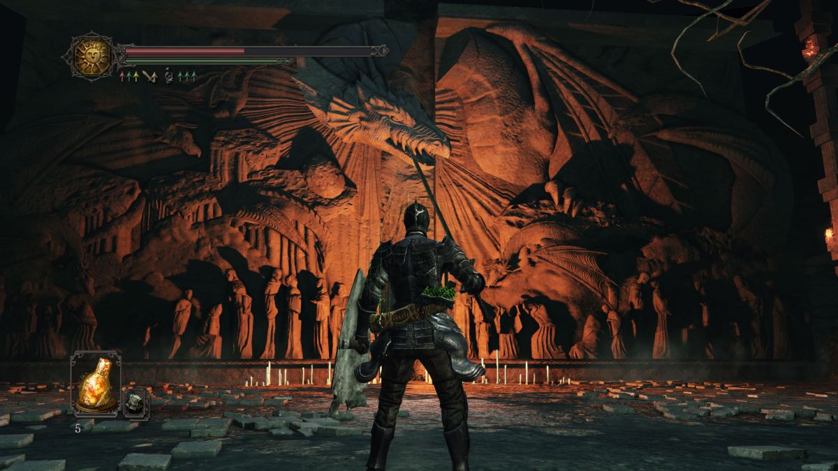 Dark Souls Ii Final Review The Trouble With Sequels: Dark Souls 2: Crown Of The Sunken King DLC Review