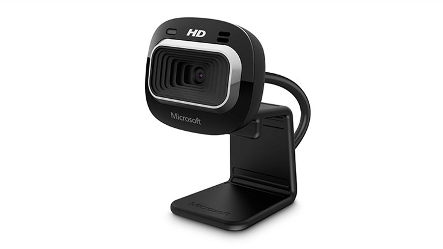 2. Microsoft LifeCam HD-3000