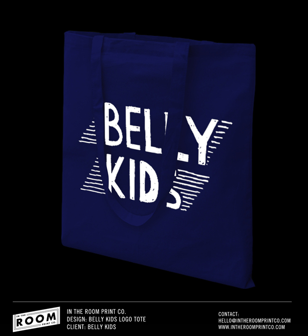 The Belly Kids new tote bag