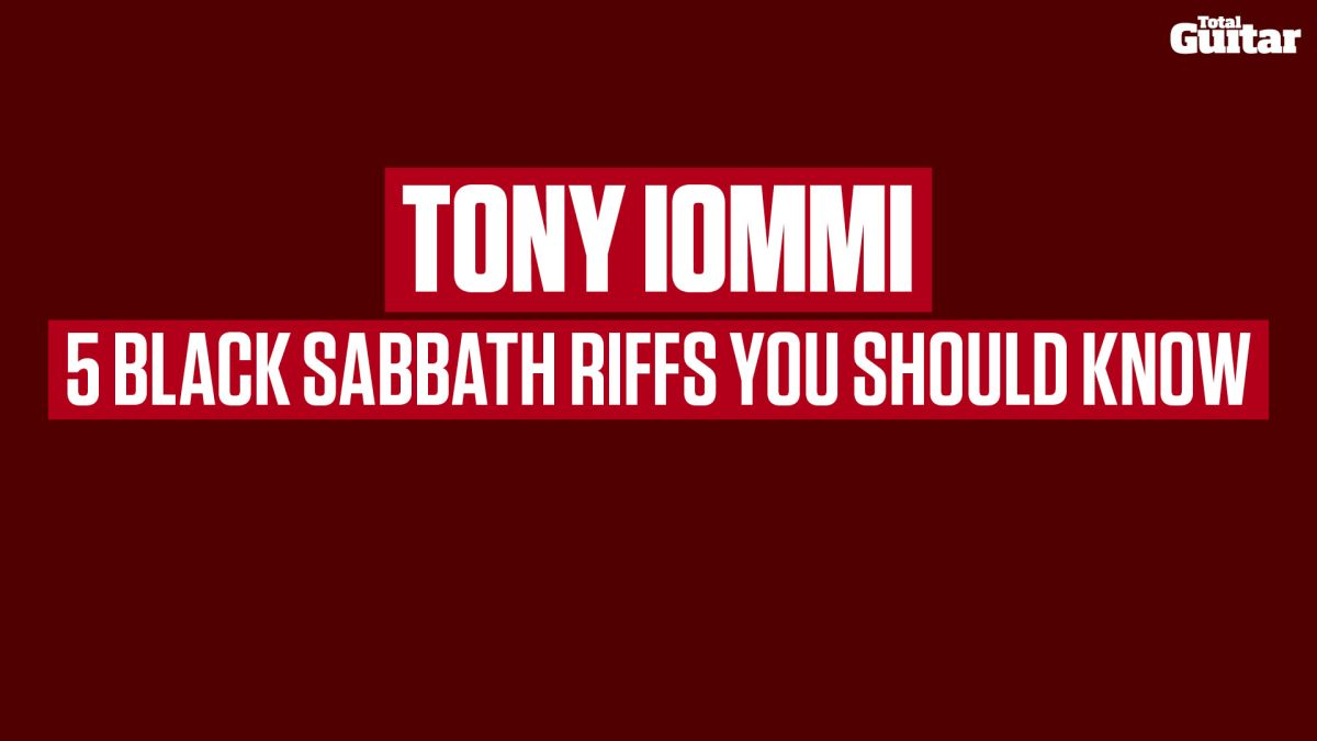 Easy black sabbath songs to learn