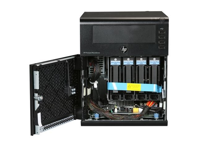 hp proliant g7 n54l microserver from 230 itproportal. Black Bedroom Furniture Sets. Home Design Ideas