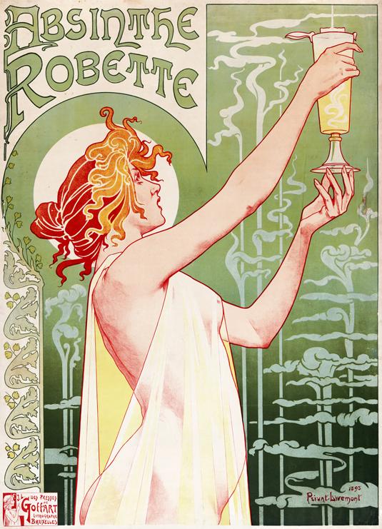 Vintage posters - Absinthe