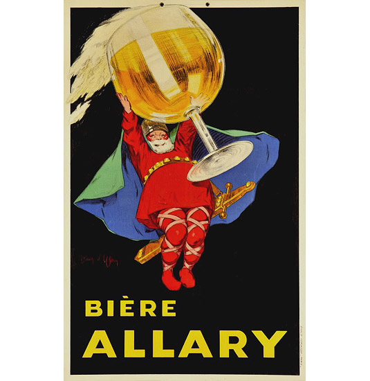 Vintage posters - Biere Allary