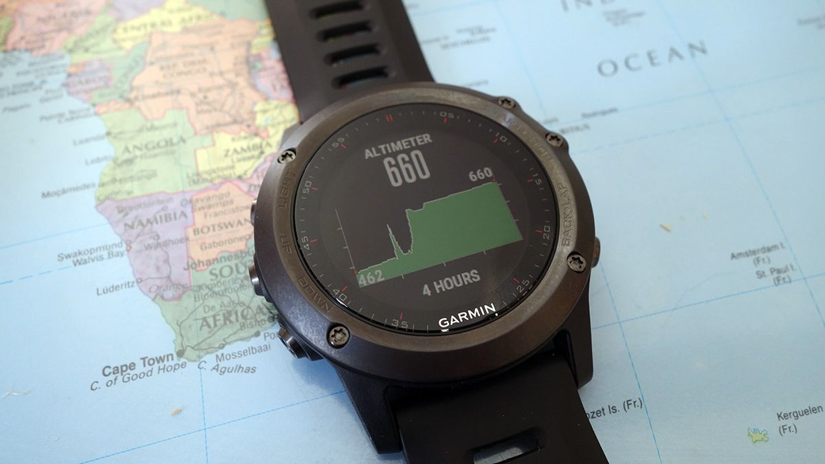 Garmin Fenix 3 Review Performance Techradar