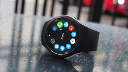 Samsung Gear S2 Apps Page