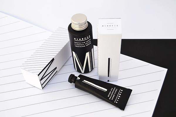 MIMÉTIZ branding