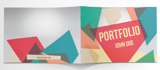 19 of the best brochure templates for designers creative for Graphic designer portfolio template free download