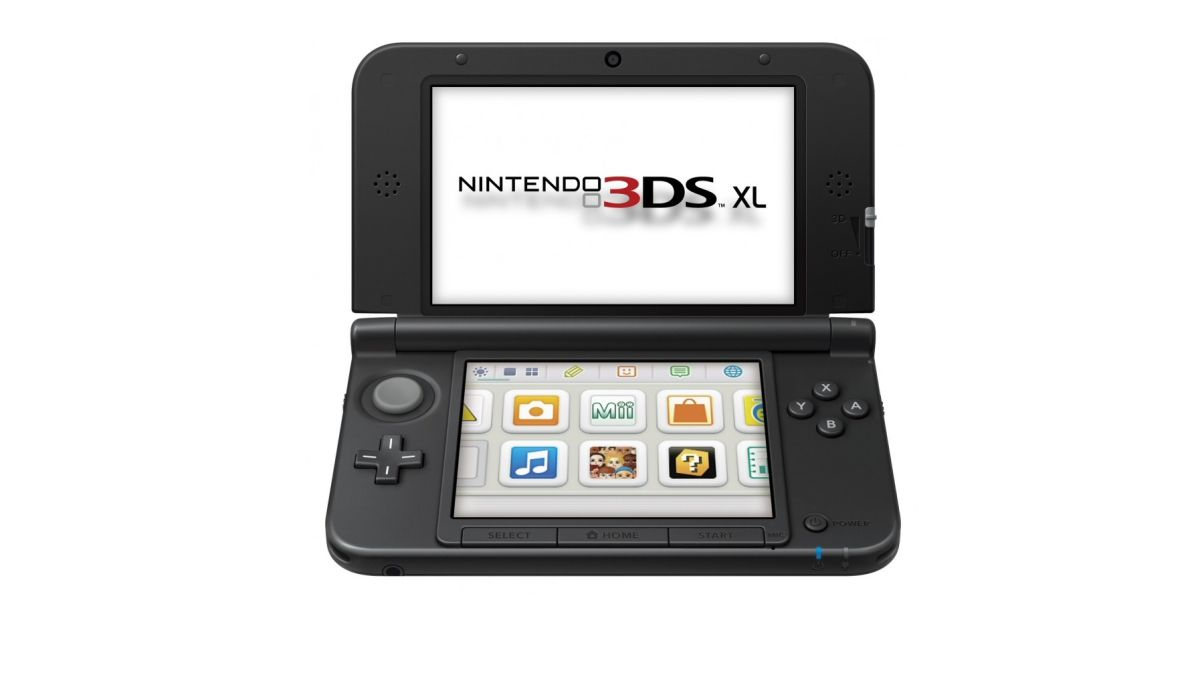 nintendo 3ds xl review techradar. Black Bedroom Furniture Sets. Home Design Ideas