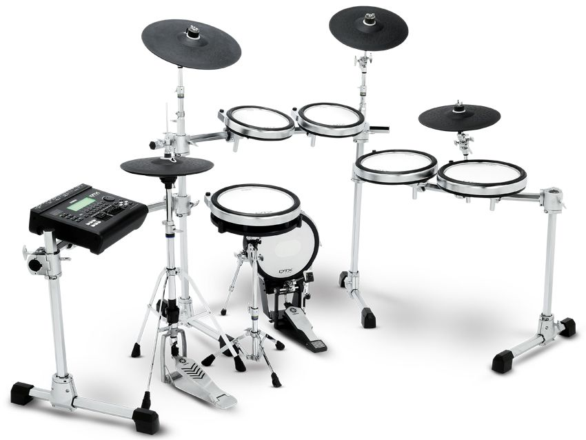 Yamaha dtx950k electronic drum kit review musicradar for Yamaha electronic drum kit for sale