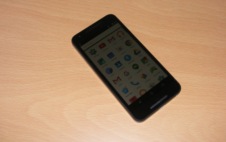 Nexus 5X apps