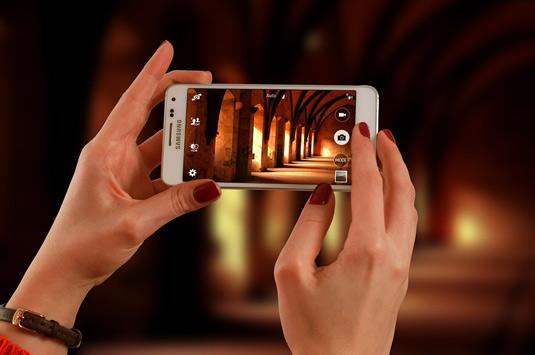 Smartphone photos: capturing images