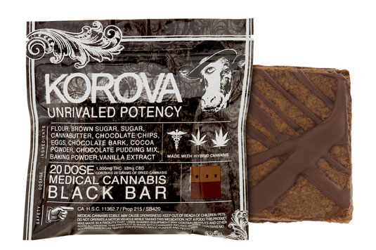 Cannabis branding: Korova
