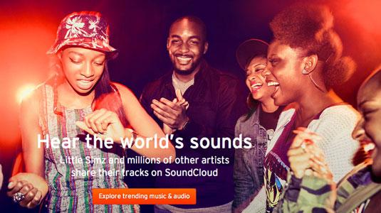 Soundcloud promo photo