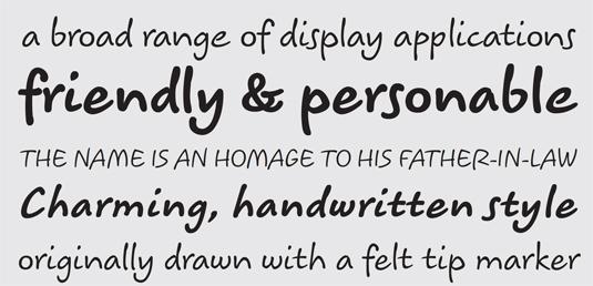 Free font review: Koorkin 2