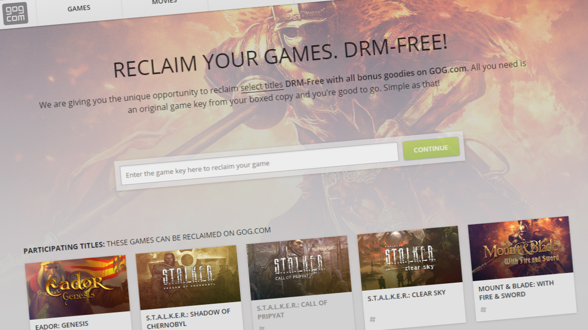 GOG gives all STALKER owners a free DRM-free copy | PC Gamer