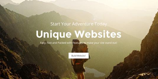 Website builder: BuilderEngine