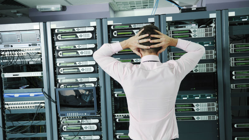 How To Deal With A Major It Incident Eight Top Tips