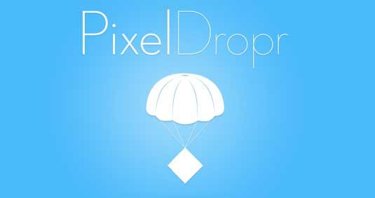 PixelDropr