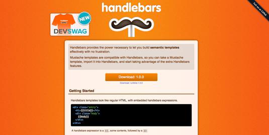 JaveScript Templates