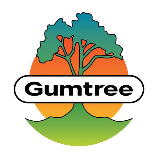 Old Gumtree logo