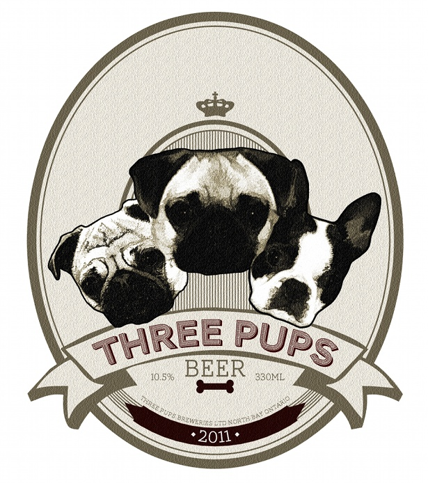 Adam Vaughan - Three Pups Beer