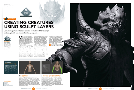 3D World issue 184