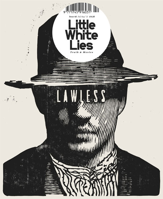 Magazine Covers: Little White Lies