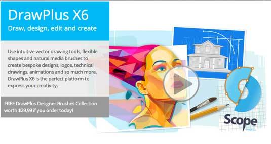 Serif DrawPlus X6