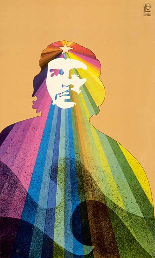 Inspirational Che Guevara art