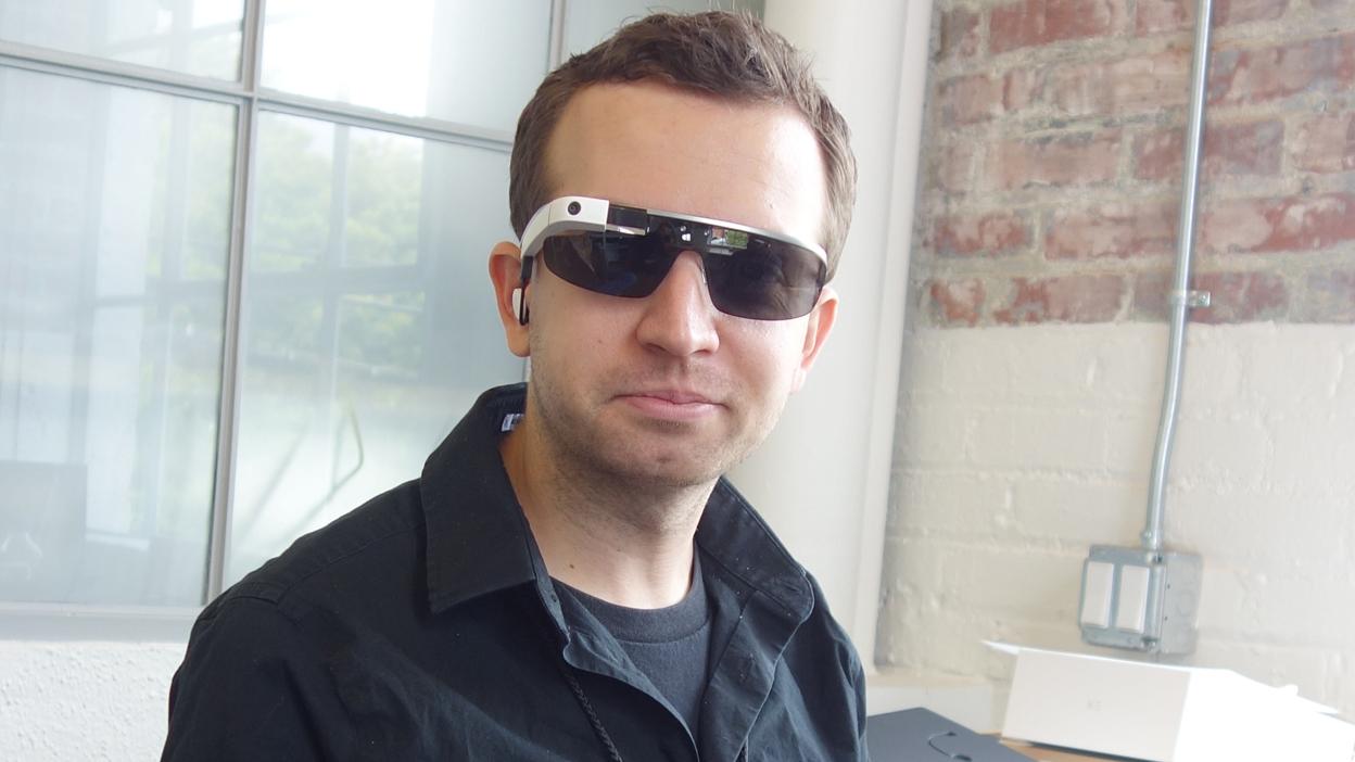 Google Glass sunglasses