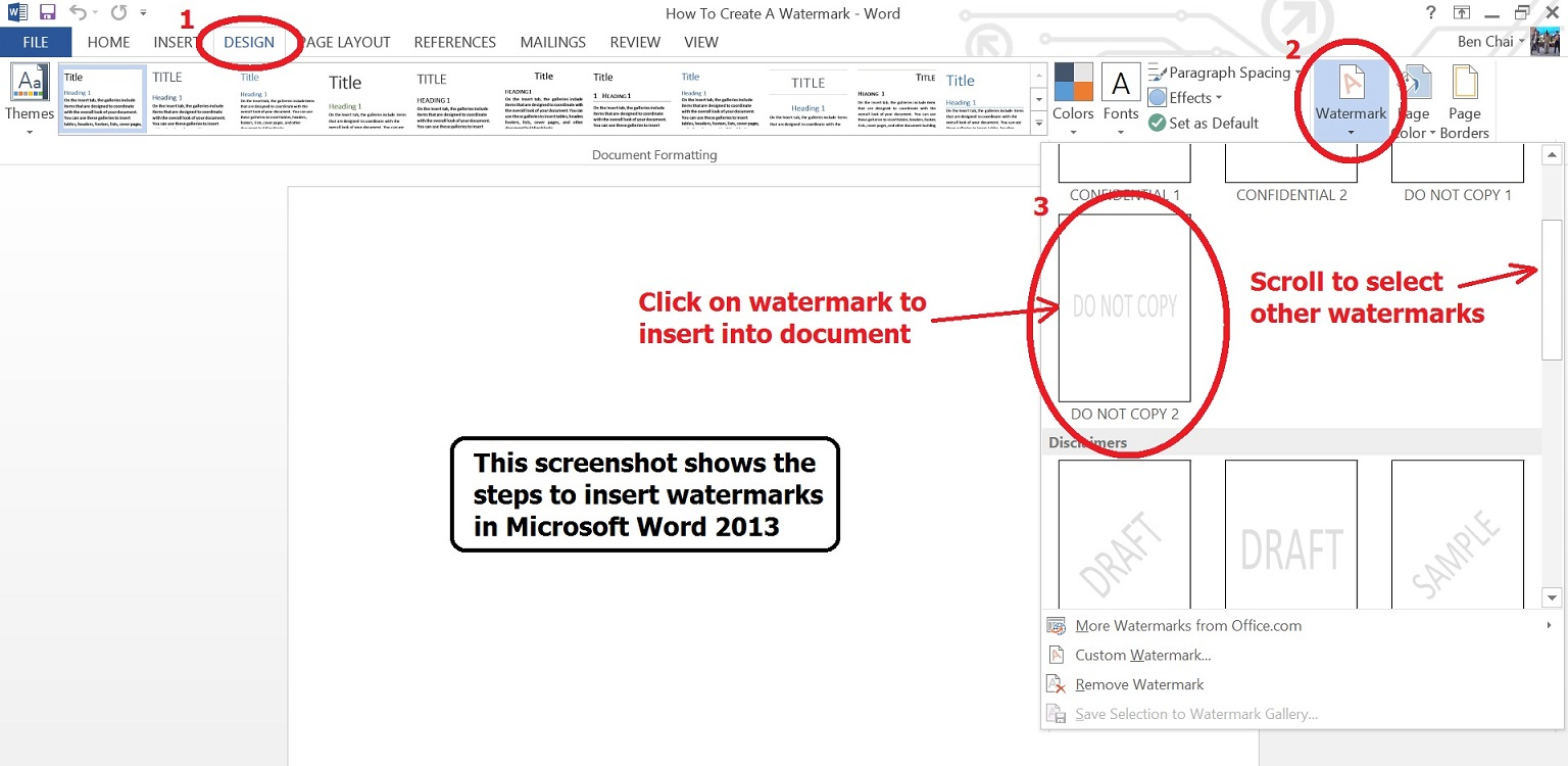 word2013Watermark