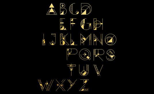 Free font: GEOM