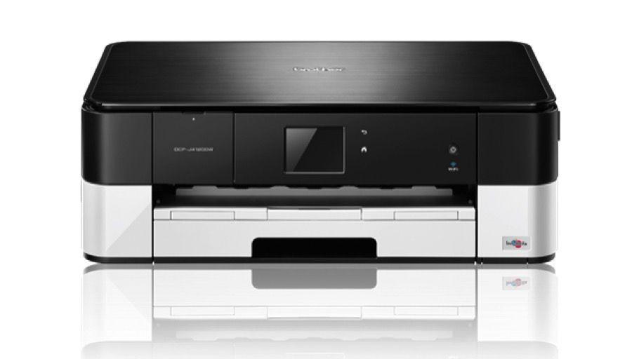 Brother dcp j4120dw inkjet printer review techradar for Best home office inkjet printer 2015