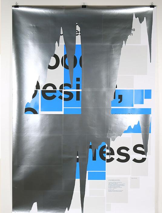 print design trends: Experimental design