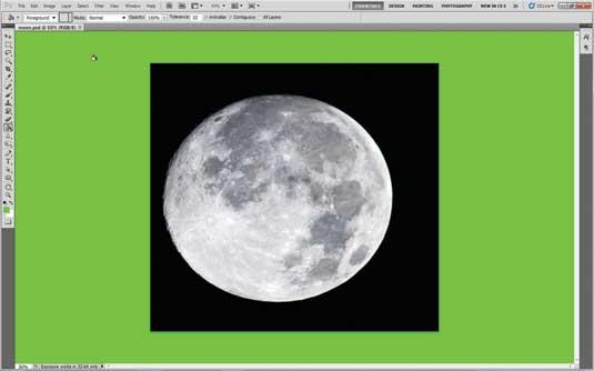 Photoshop tips: Funky background