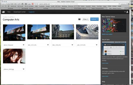 Free training resources: Adobe CC
